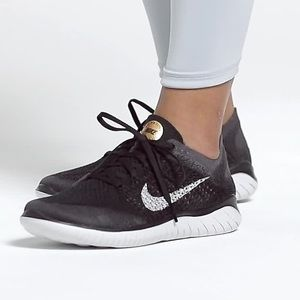 Nike Free RN Flyknit shoes, brand new W size 10